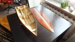 Rc  Boat  Build  / Homemade