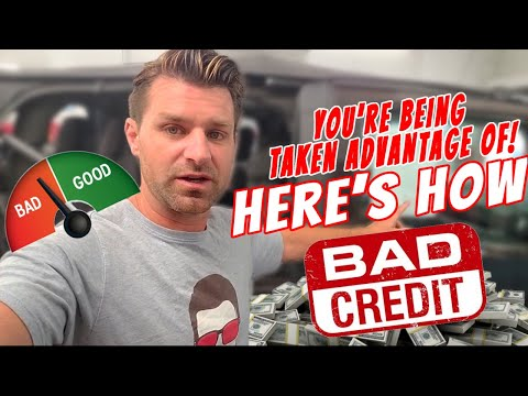 How Low Credit and Sub Prime financing loans work - Credit Building