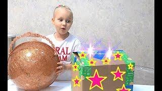 Алиса открыла РЕДКУЮ куклу ЛОЛ жемчужную и два шарика Серия Глиттер и ПЕТС !!!