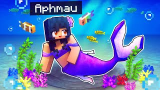 The SECRET Way We BECAME Minecraft Mermaids!