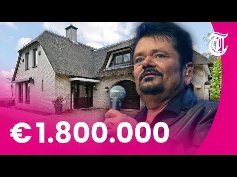 Binnenkijken: Villa André Hazes Te Koop Voor 1,8 Miljoen