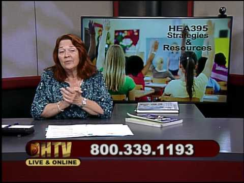 HEA395 Health Education Strategies and Resources #01 Fall 2016