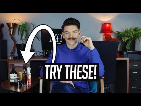 Try These Products! | Men's Hair, Skin, Fragrance | March 2018