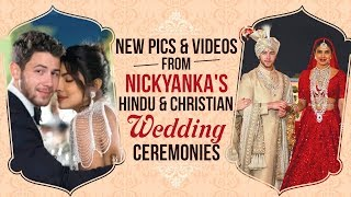 Priyanka Chopra & Nick Jonas LATEST Wedding Pics