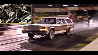 Turbo LS Swapped Station Wagon