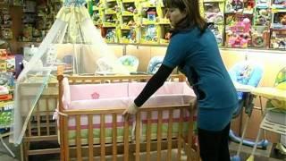 Приданное для новорожденного_магазин Вираж.mpg