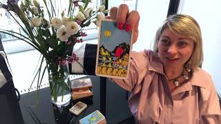 РЫБЫ- ТАРО прогноз на СЕНТЯБРЬ 2017 от Angela Pearl.