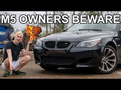 How to Fix Your BMW's Exploding Brakes
