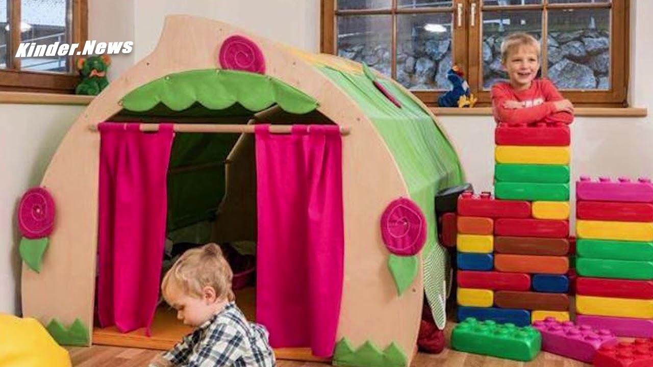 Warum bauen Kinder eigentlich Höhlen ? - YouTube