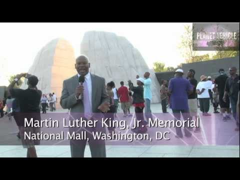 Planet Vehicle: Martin Luther King, Jr. Memorial 8-23-2011