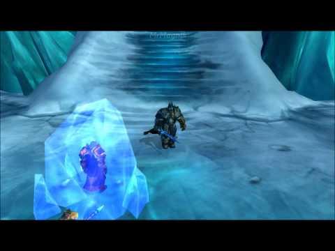 world of wacraft мини-фильм, У ледяного трона.