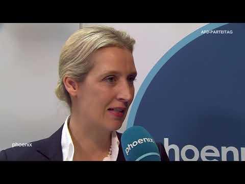 """Alice Weidel (Fraktionsvorsitzende Bundestag) im Interview: """"Es wurden Fehler gemacht"""" (30.11.19)"""