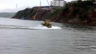 Тайфун 1000 пассажирский - испытания 2012 г.