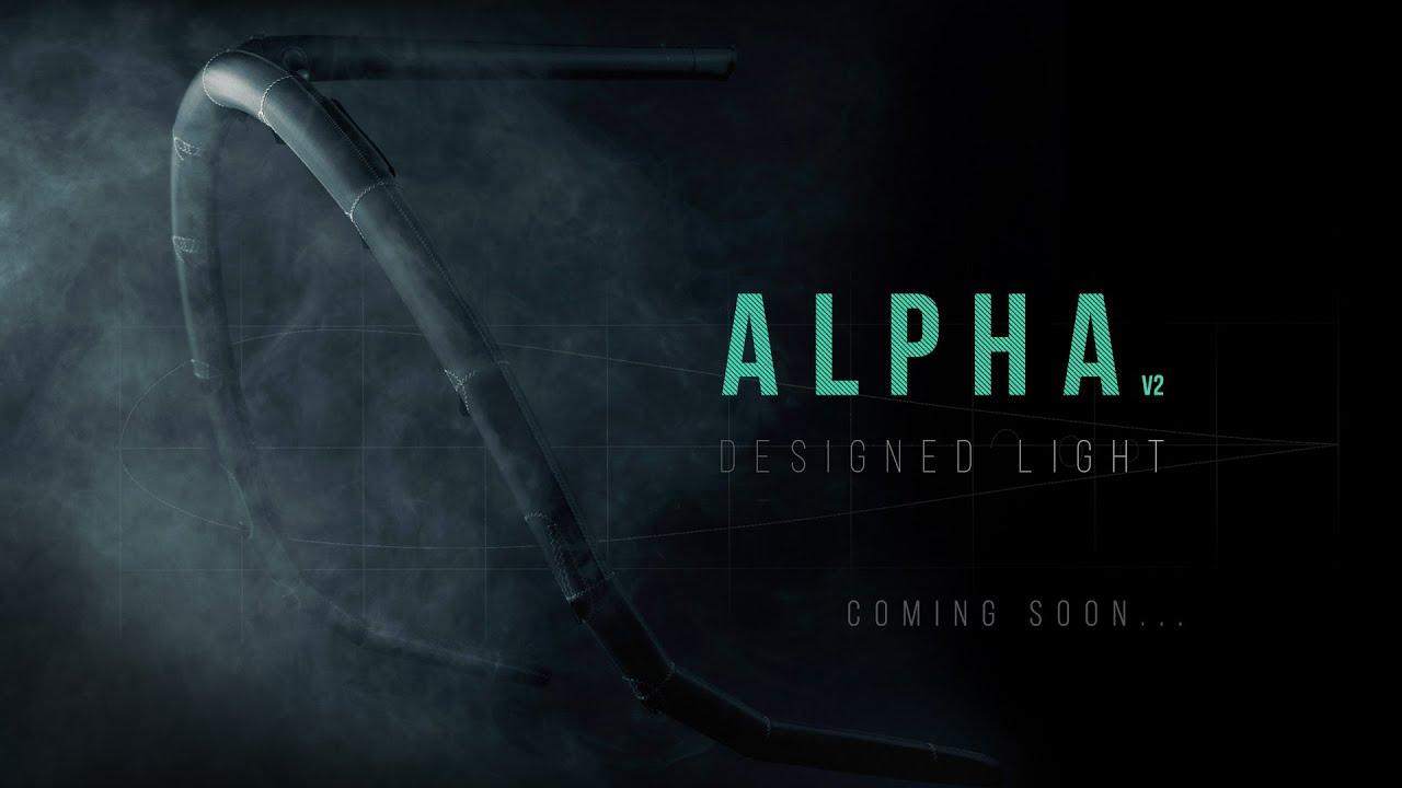 New Ozone Alpha-V2 Teaser
