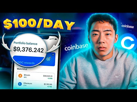How To Make Money With Coinbase In 2021 (Beginners Guide)
