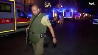 ?ألمانيا.. قتيل و12 جريحا في انفجار عبوة ناسفة بمطعم