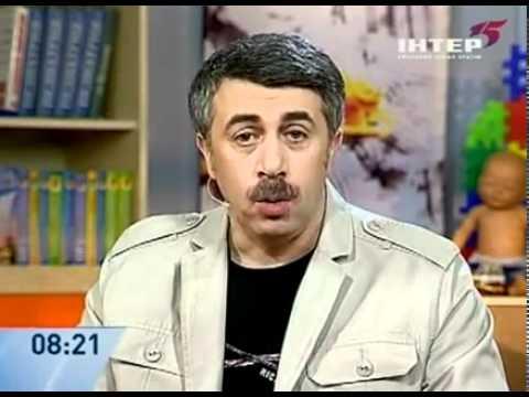 Горчичники: ставить или не ставить - Доктор Комаровский - Интер