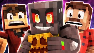 Minecraft Pumpkin Party: 6 Scary Games! (Funny Moments)