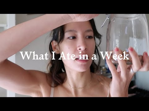 WHAT I EAT IN A WEEK   WHOLE 30