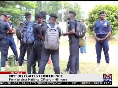 NPP Delegates Conference - The Pulse on JoyNews (24-8-17)