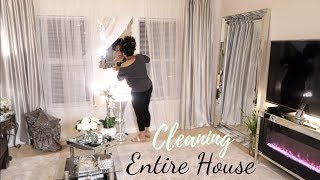 New WHOLE HOUSE CLEANING   ENTIRE HOUSE  2019 CLEAN WITH ME