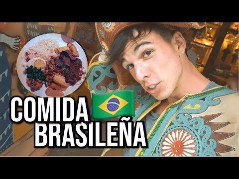 INTERESANTE COMIDA TRADICIONAL RIO DE JANEIRO! - BRASIL #TFBWORLDTOUR thumbnail