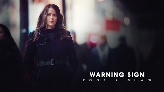 warning sign | root/shaw