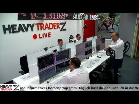 Live vom Tradingfloor - Einblick in die Wall Street Session