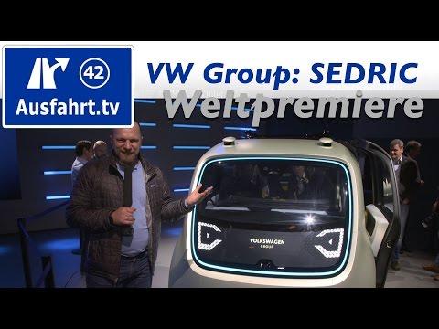 Weltpremiere  Volkswagen Group Sedric