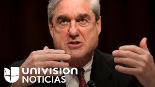 Fiscal Mueller estaría investigando a Trump por posible obstrucción a la justicia