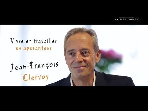 La boîte à questions de Jean-François Clervoy. Teaser.