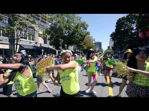 Pride 2014 - Canadian Cancer Society BC & Yukon Division