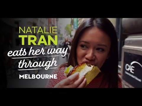 Natalie Tran eats in Melbourne