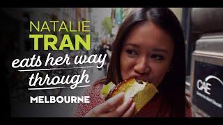 Natalie Tran tries to eat her way through Melbourne