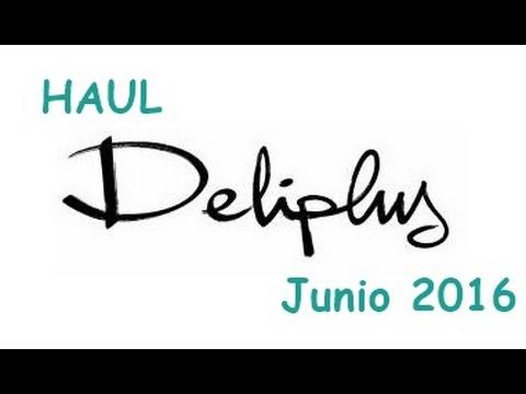 Haul Deliplus - Mercadona ❤ Junio 2016
