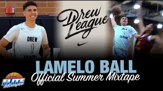 LaMelo Ball PROVES He's READY For The NBA! Official Summer 2019 Mixtape