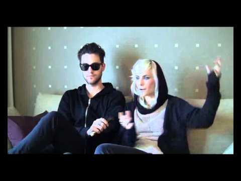 The Sounds interview