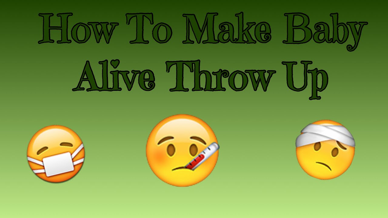 how to avoid thowing up