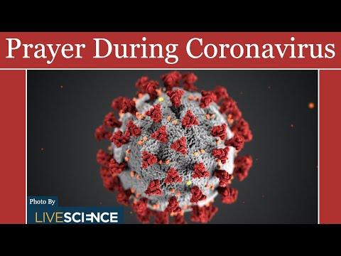 Prayer During the Coronavirus Pandemic (COVID-19)