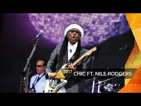 Nile Rodgers & CHIC - Good Times (Glastonbury 2013)