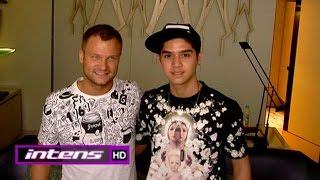 Pertemuan DJ Dash Berlin dan Al Ghazali - Intens 19 Agustus 2015