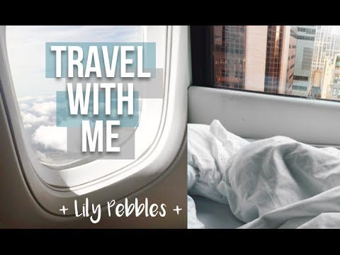 Travel With Me | Lily Pebbles