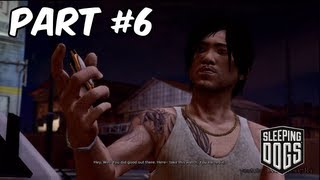 Sleeping Dogs - Gameplay Walkthrough (Part 6) - Stick Up and Delivery