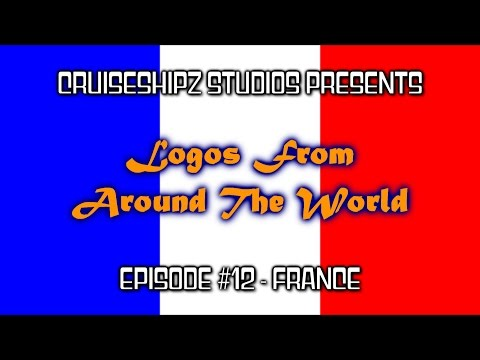 Logos From Around The World - Episode #12 - France
