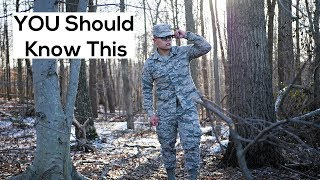 To Be SUCCESSFUL In The Military DO THIS | Air Force Tips