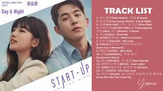 Download lagu [Full Part. 1~15] 스타트업 OST (START-UP OST ) Playlist FULL ALBUM