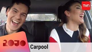 Carpool: Andrei Hadler   Rojo