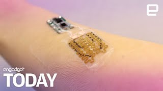 smart bandage can monitor chronic wounds and dispense drugs engadget today