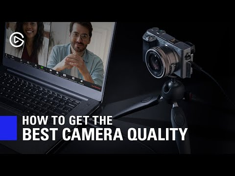 How to Get the Best Camera Quality for Zoom