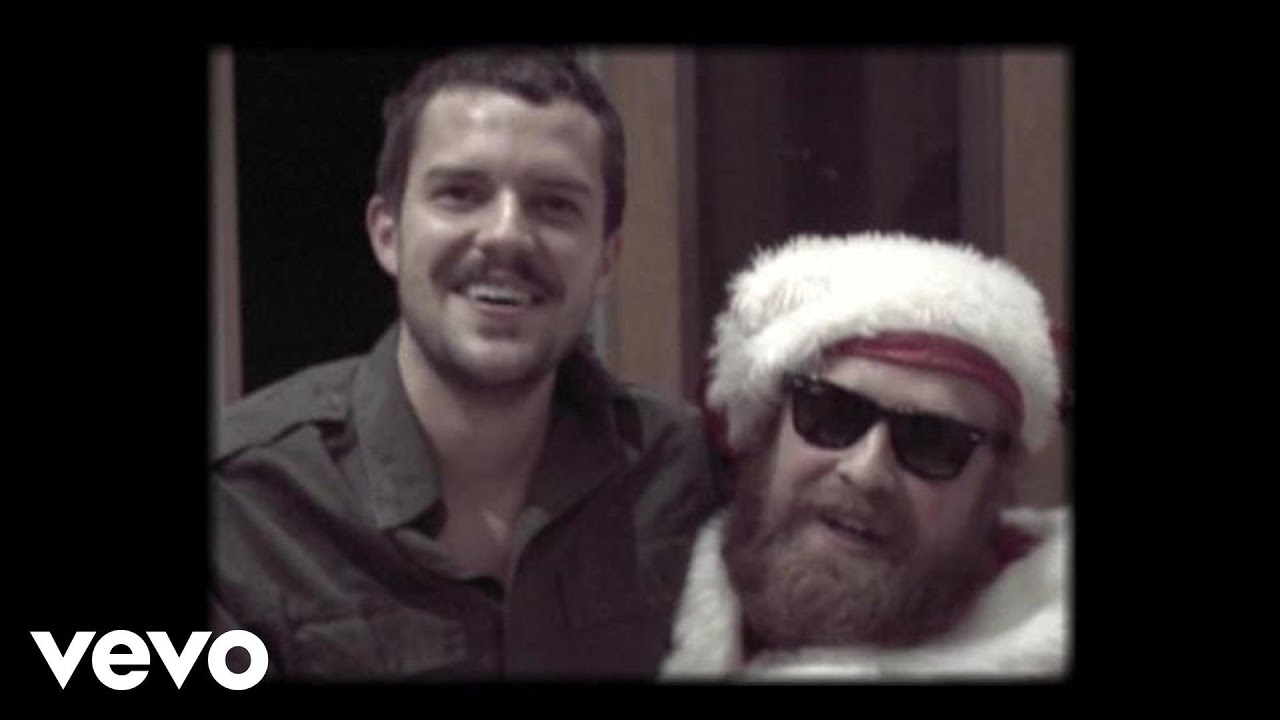 The Killers - A Great Big Sled ft. Toni Halliday - YouTube